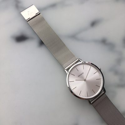 Melrose Full Silver 38mm